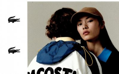Lacoste: Back to work